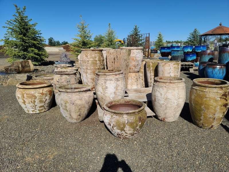 Nampa Pottery