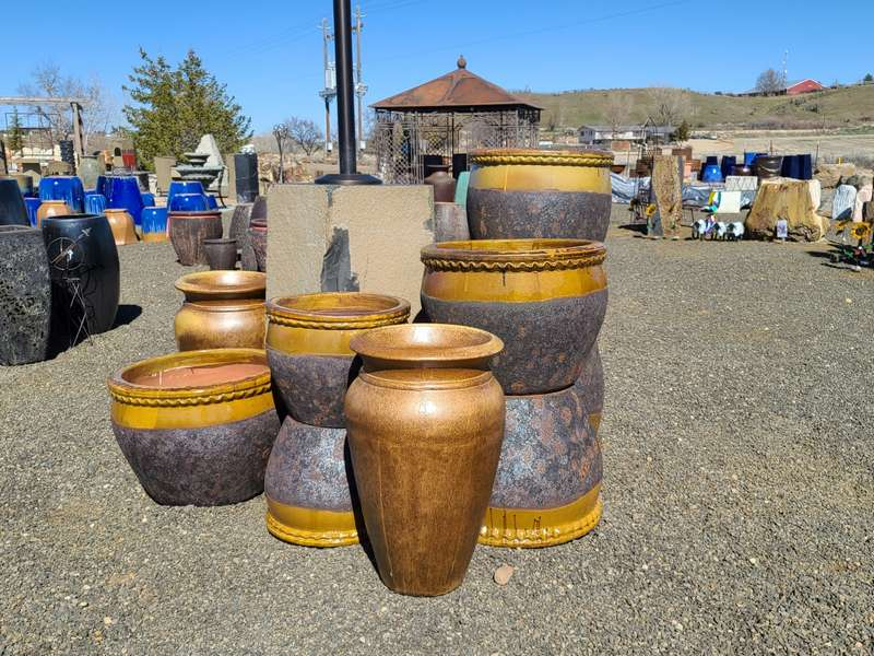 Pottery In Eagle